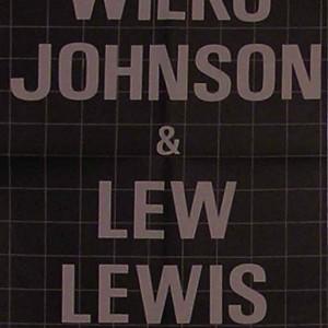 """21 avril 1983 les Privés, Wilko Johnson & Lew Lewis à Olivet """"le Zig Zag"""""""