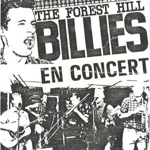 29 avril 1987 The Forest Hill Billies à Issy les Moulineaux le Fahrenheit