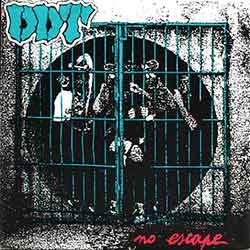 """DDT """"No Escape"""" - EP"""