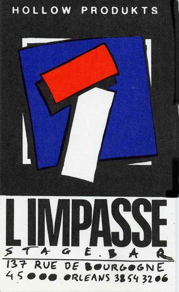 IMPASSE (l')