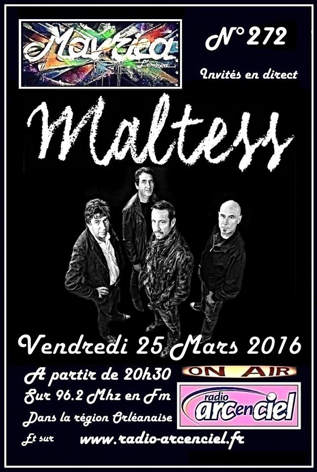 """25 mars 2016 Maltess à Fleury les Aubrais """"Mavrica"""""""