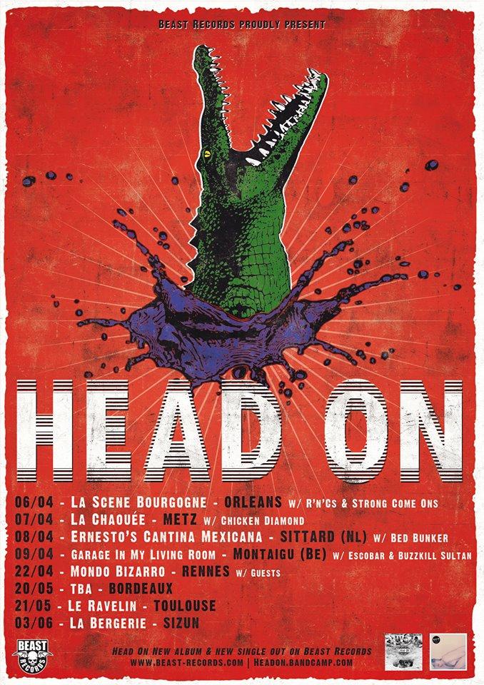 Head On Tour
