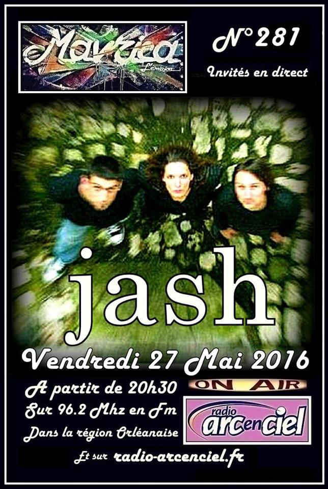 """27 mai 2016 Jash à Fleury Les Aubrais """"Mavrica"""""""