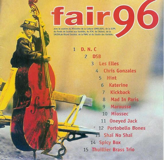 Fair 96 - Compilation