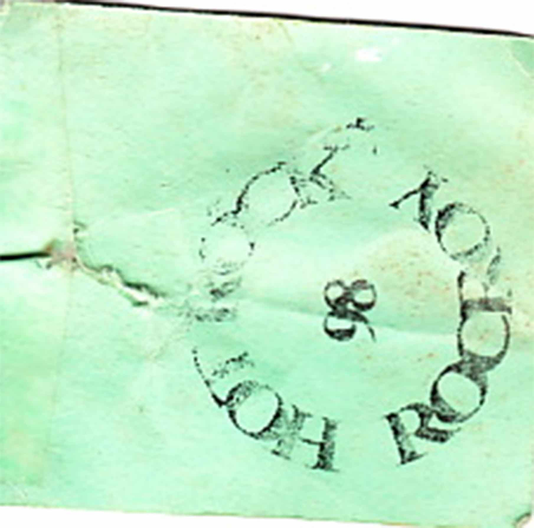 11 juillet 1998 Portobello Bones à Rocroy