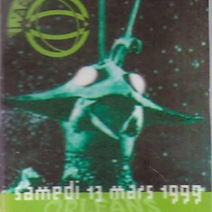 "13 mars 1999 Les Trous Verts, les Grifters, Dare Dare Devil, Art 64, Bosco, NDE, D Frank, DJ Need, DJ Nico à Orléans ""L'astrolabe"""
