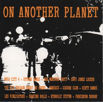 On Another planet Compilation LP