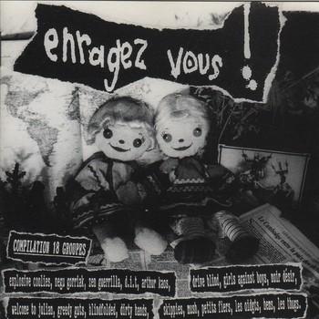 Enragez Vous - Compilation CD