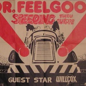 "30 juin 1983 Willcox, Docteur Feelgood à Olivet le ""Zig Zag"""