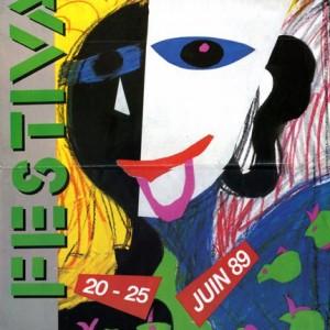 24 Juin 1989 Dave & the Magic Mushrooms, Cry Babies à Saint Jean de Braye