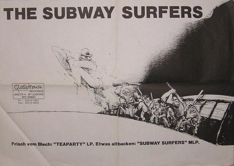 1990_11_03_Z2_SubwaySurfers_Affiche