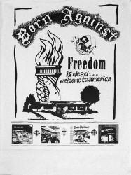 1992_04_09_Z2_BornAgainst_Affiche