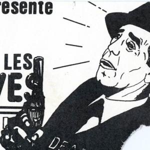 """21 décembre 1985 Les Privés à Tours """"L'auberge Espagnole"""""""