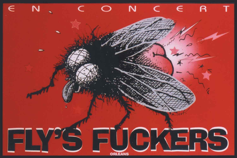 FLY'S FUCKERS