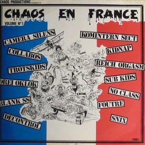 Chaos en France Volume 1