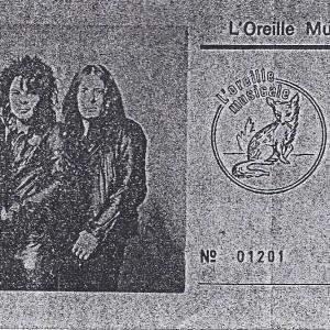 """5 mars 1981 Girlschool, MotorHead à Orléans """"Parc des Expositions"""""""