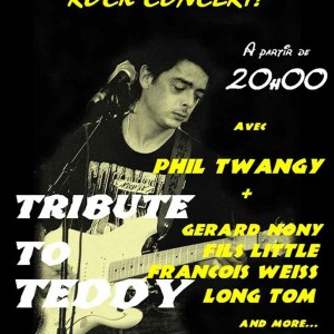 """16 mars 2013 Phil Twanguy à Orléans """"Le Vieux Comptoir"""""""