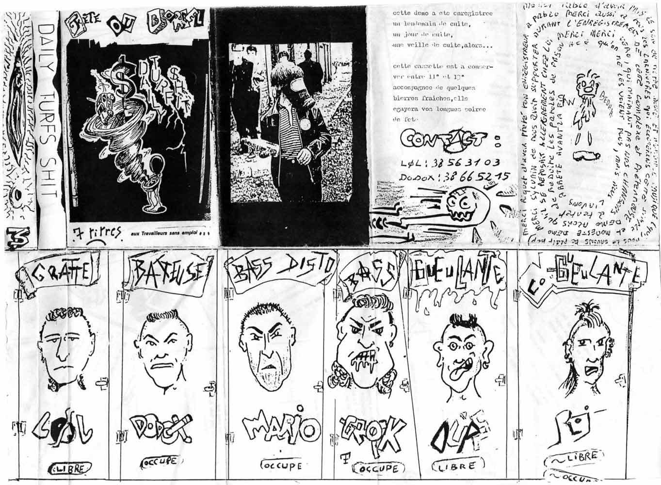 1990_DailyTurfsShit_Demos