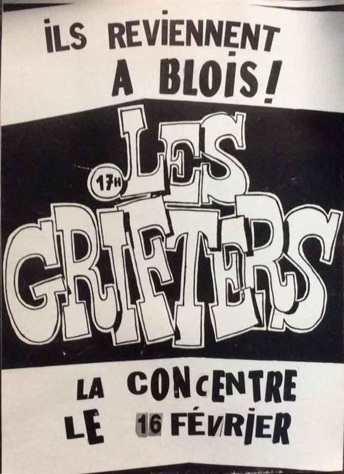 16 février 1997 Les Grifters à Blois
