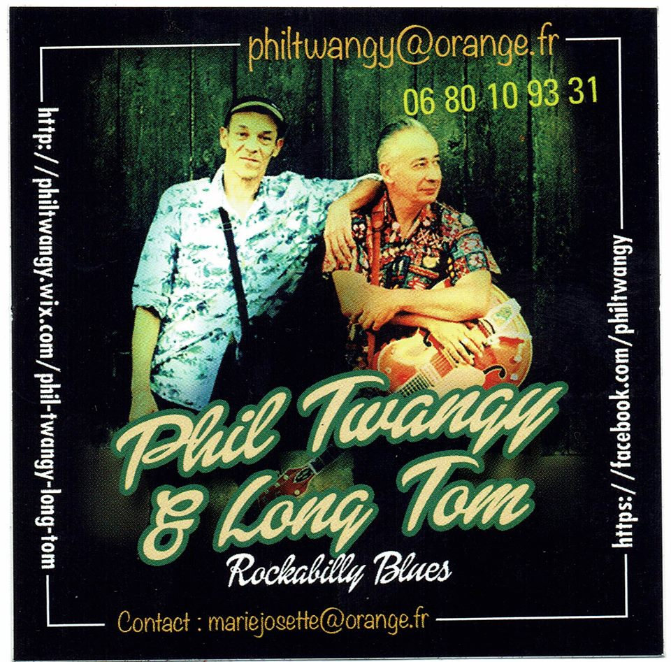 Phil Twangy & Long Tom