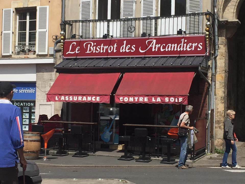 Aux Arcandiers