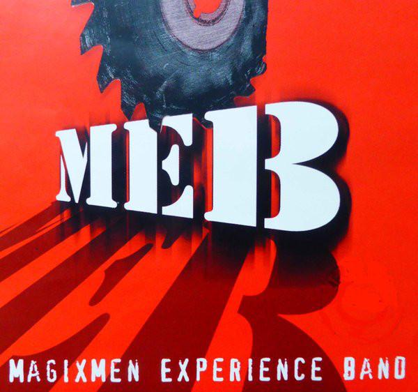 "M.E.B. ""Magixmen Experience Band "" - CD"