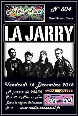 """16 decembre 2016 La Jarry à Fleury Les Aubrais """"Mavrica"""""""