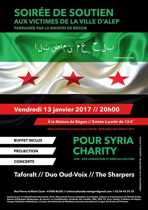 """13 janvier 2017 Taforalt, Duo Oud Voix, the Sharpers à Blois """"Maison Begon"""""""