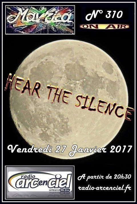 "27 janvier 2017 Hear the Silence à Fleury les Aubrais ""Mavrica"""