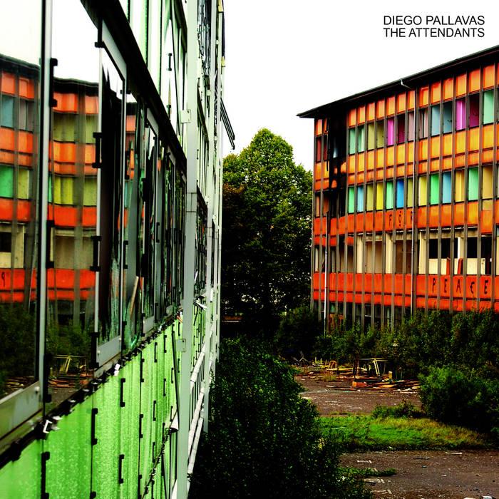 Split Diego Pallavas - The Attendants