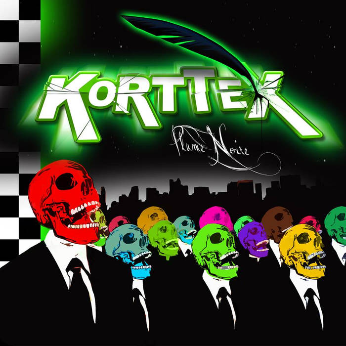"""Korttex """"Plume Noire"""""""