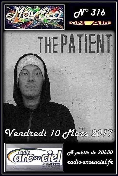 """10 mars 2017 The Patient à Fleury Les Aubrais """"Mavrica"""""""