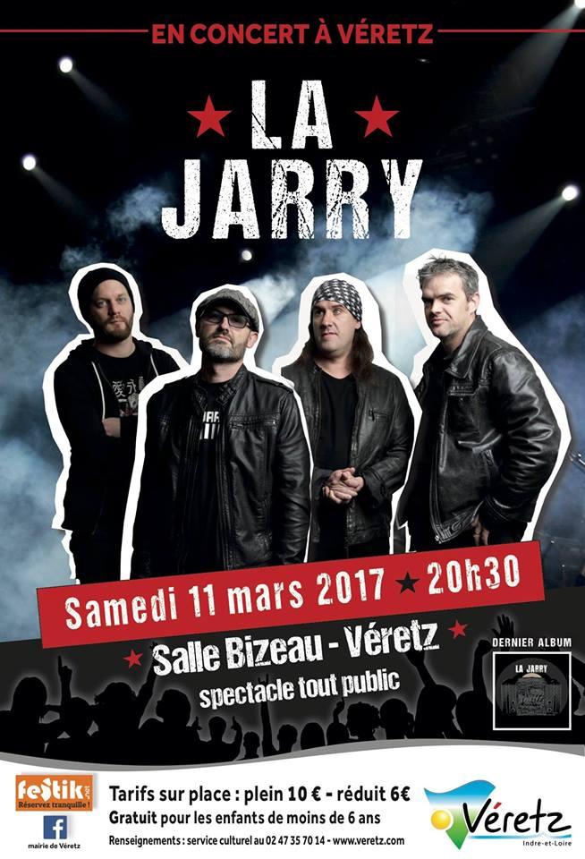 """11 mars 2017 La Jarry à Veretz """"Salle Bizeau"""""""