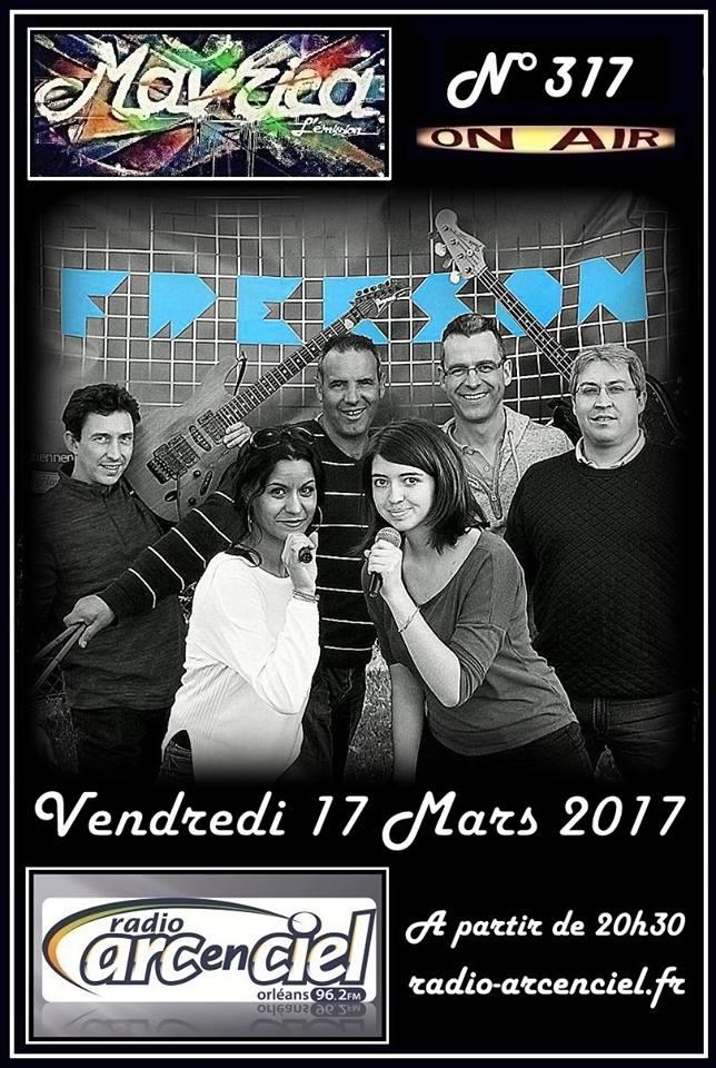 """17 mars 2017 Freeson à Fleury Les Aubrais """"Mavrica"""""""