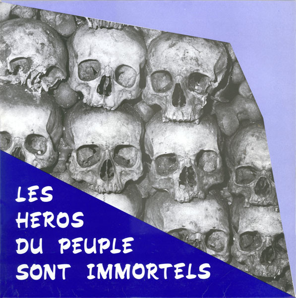 Les Heros du Peuple sont Immortels - Compilation LP