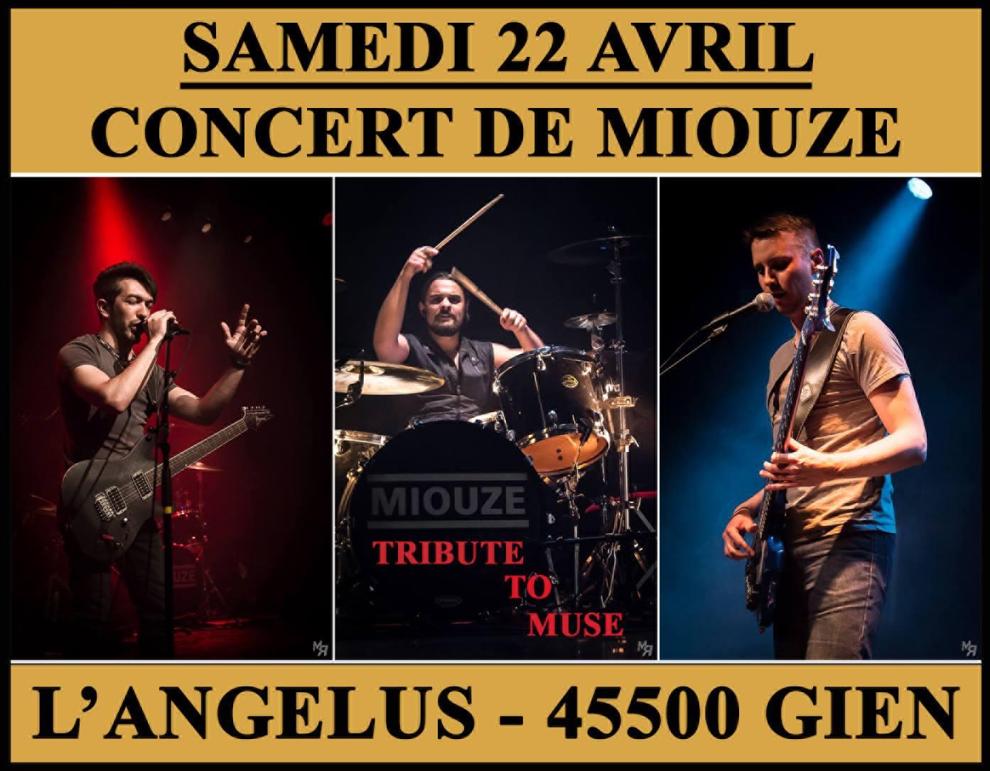"""22 avril 2017 Miouze à Gien """"L'Angelus"""""""