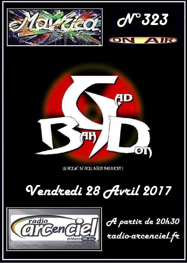 """28 avril 2017 Bah Gad Don à Fleury Les Aubrais """"Mavrica"""""""
