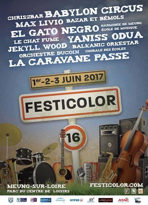 1er juin 2017 Festicolor