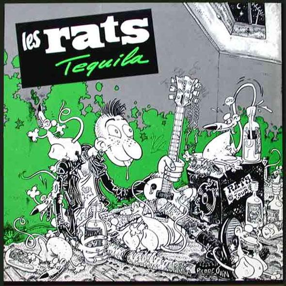 """Les Rats """"Tequila"""""""
