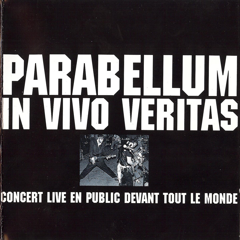 """Parabellum """"In Vivo Veritas"""""""