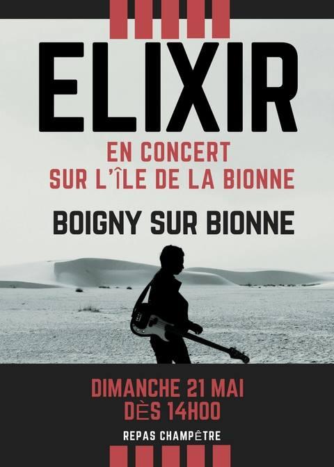 """21 mai 2017 Elixir à Boigny Sur Bionne """"Ile de la Bionne"""""""
