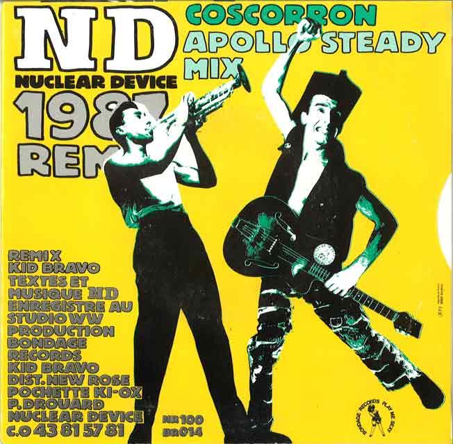 "Nuclear Device ""Deprisa 1987 Remix"""