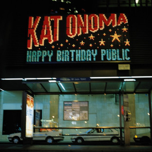 "Kat Onoma ""Happy Birthday Public"""