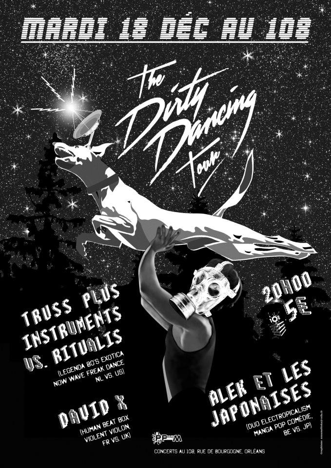 18 decembre 2012 Truus Plus Instruments vs Ritualis, David X, Alek et les Japonaises à Orléans le 108