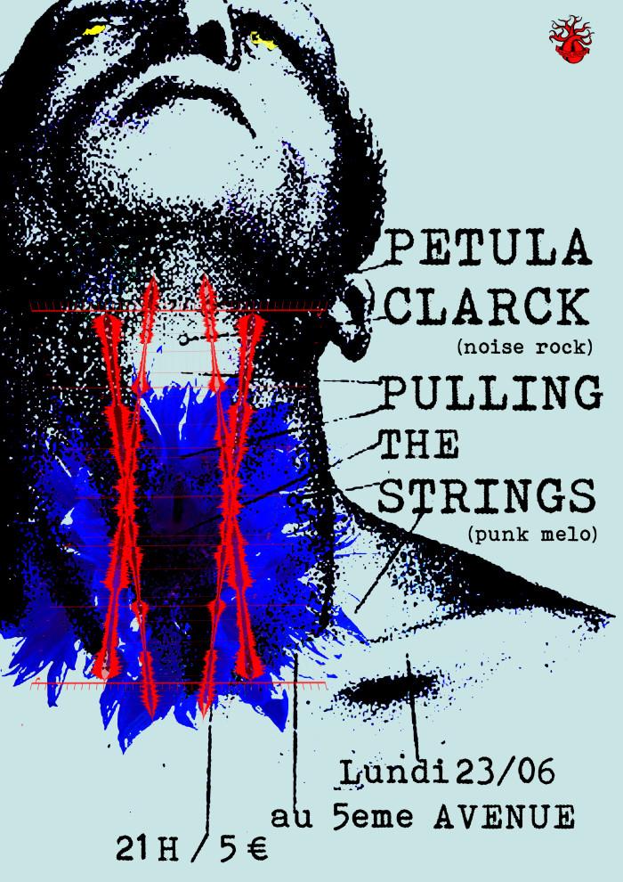 """23 juin 2014 Petula Clarck, Pulling The Strings à Orléans """"5ème Avenue"""""""