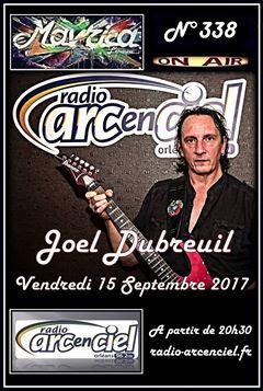 """15 Septembre 2017 Joel Dubreuil à Fleury les Aubrais """"Mavrica"""""""