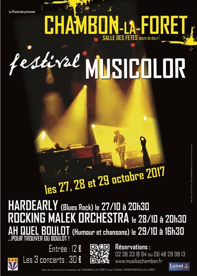 """29 octobre 2017 Ah Quel Boulot à Chambon La Foret """"Salle des Fetes"""""""