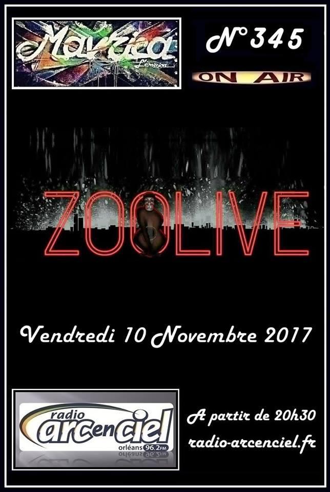 """10 novembre 2017 Zoolive à Fleury les Aubrais """"Mavrica"""""""