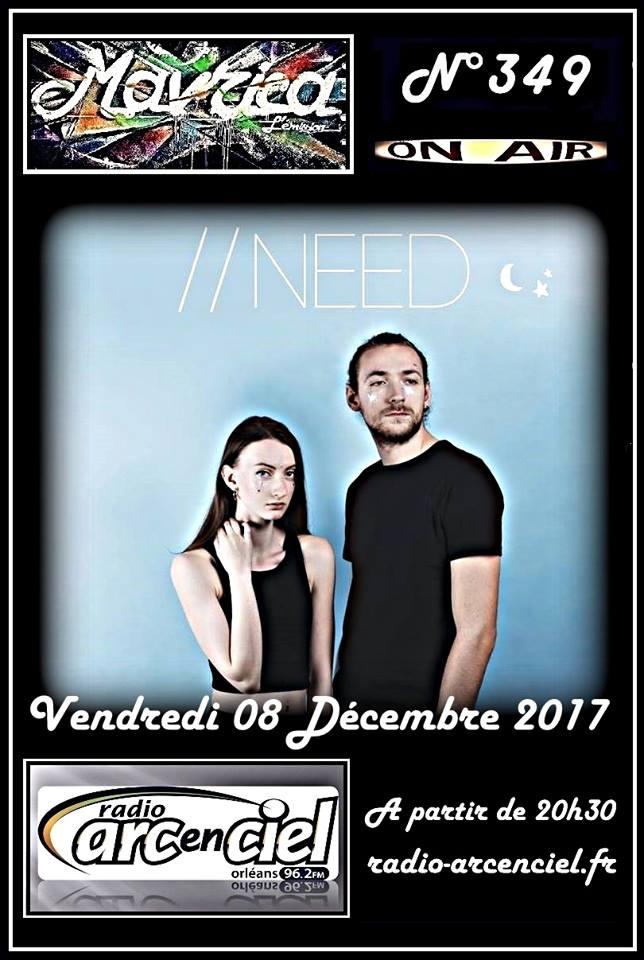 """8 novembre 2017 Need à Fleury les Aubrais """"Mavrica"""""""