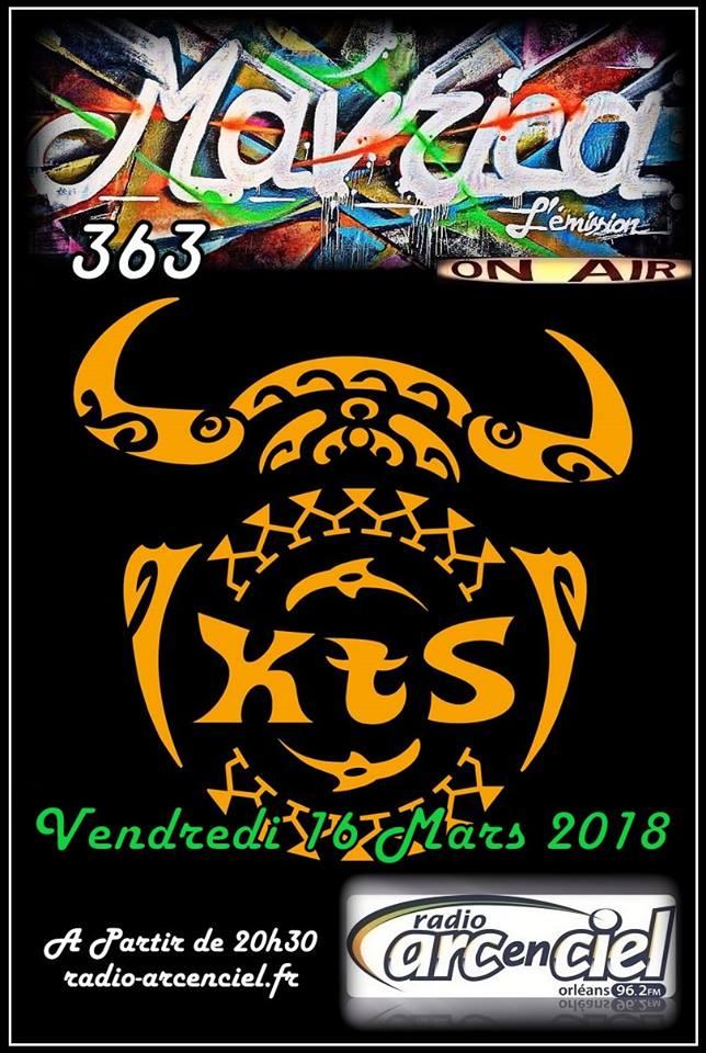 """16 mars 2018 KTS à Fleury les Aubrais """"Mavrica"""""""